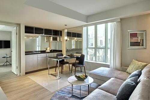 Two MacDonnell apartment Hong Kong