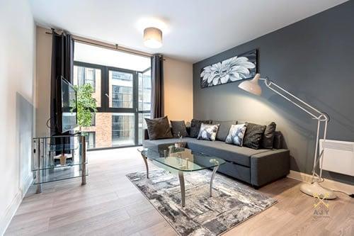 Arcadian Apartment Birmingham