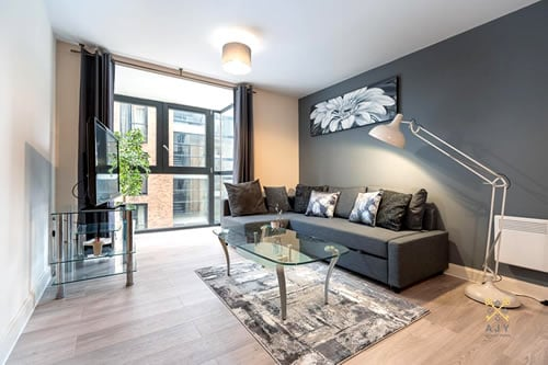 Arcadian Appartement Birmingham