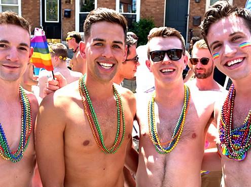 Baltimore Pride, Парад выходного дня и Фестиваль Block Party