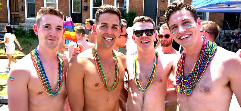 Baltimore Pride, Weekend Parade and Block Party Festival