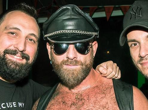 Bear Pride Tel Aviv Israël