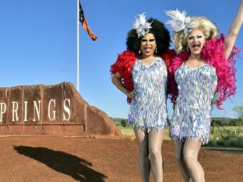 Festival FABAlice Alice Springs