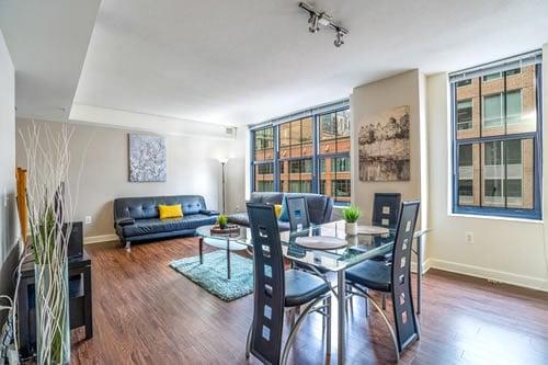 Heaven apartment