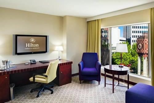 Hilton Charlotte