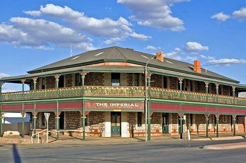 Imperial Broken Hill NSW Australia