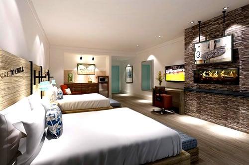 Отель Margaritaville Island