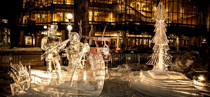 Minneapolis & St Paul Winter Carnival