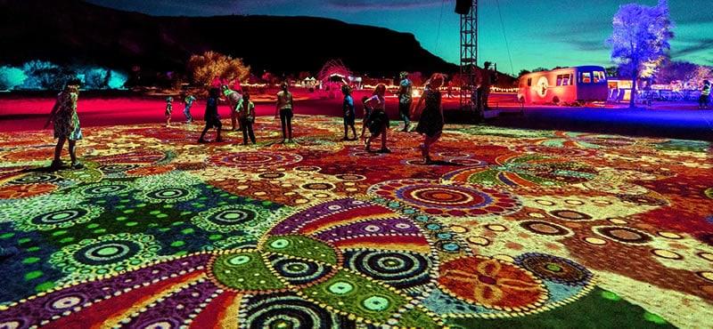 Parrtjima Alice Springs