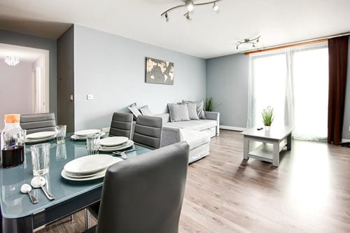 Silver Suite Apartment Birmingham