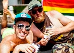 Spash Savannah Pride Pool party