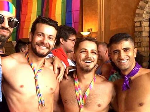 Twin Cities Gay Pride, Minneapolis & St Paul