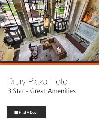 Cleveland Drury Hotel