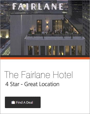 El hotel Fairlane Nashville