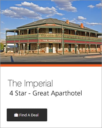 The Imperial Hotel Broken Hill