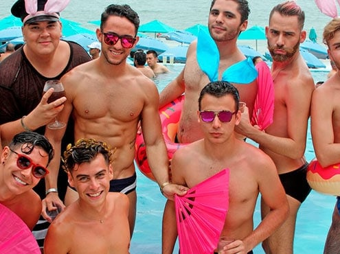 Top 5 Summer Gay Events