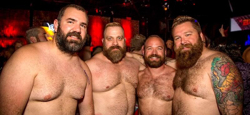 Bearracuda Party at Gay Pride San Francisco