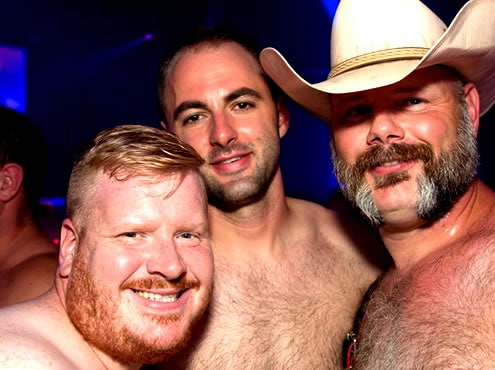 Horse Meat Disco at Folsom SF Weekend