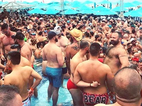 Brawny Bear Weekend Thanksgiving Puerto Vallarta