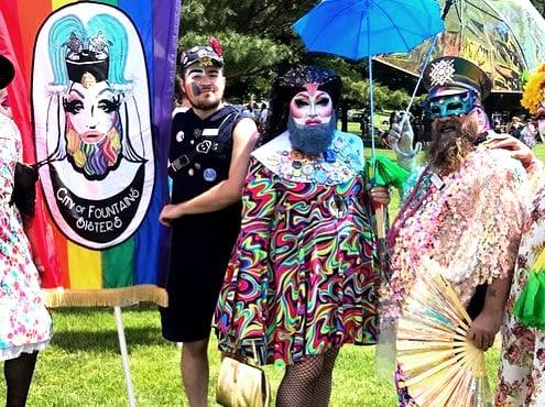 Capital City Pride Des Moines Iowa