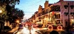 Festival de luces navideño y festivo de Charleston