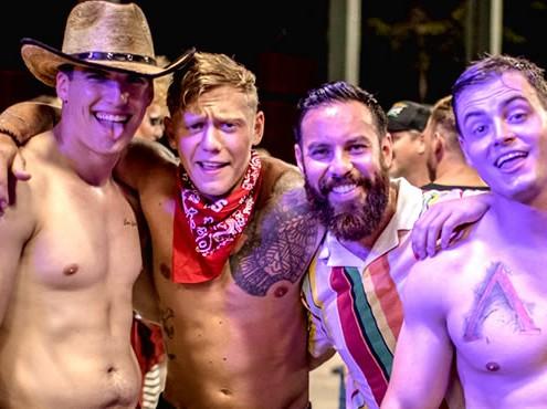 Charleston PRISM Party