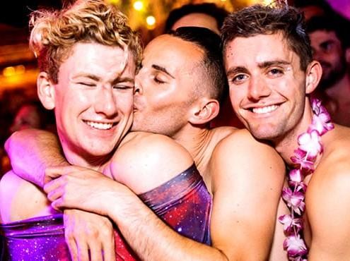 Electroluxx Pride San Francisco