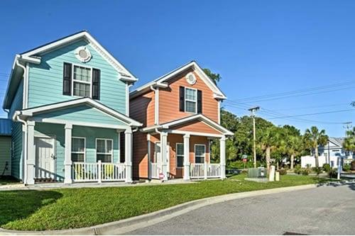 Cottages à Gulf Stream
