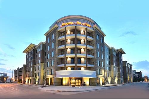 Hampton Inn & Suites Des Moines