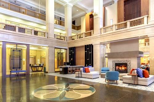 Hilton Garden Inn Indianapolis