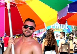 Indianapolis Pride Block Party and Stonewall Concerts