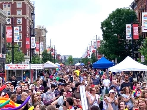 Iowa City Pride Festival