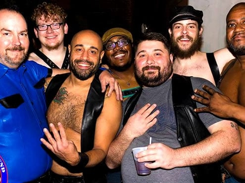 Iowa Leather Weekend Des Moines