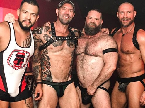 Mega RAM Party Dallas Pride Edition