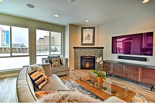 Modern Anchorage Townhome