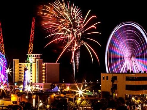 Myrtle Beach 4th of July Celebrations