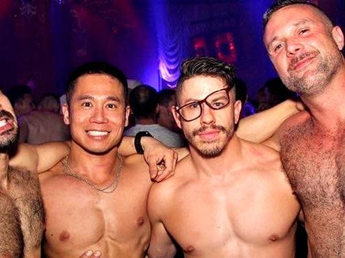 Pride HEAT San Francisco