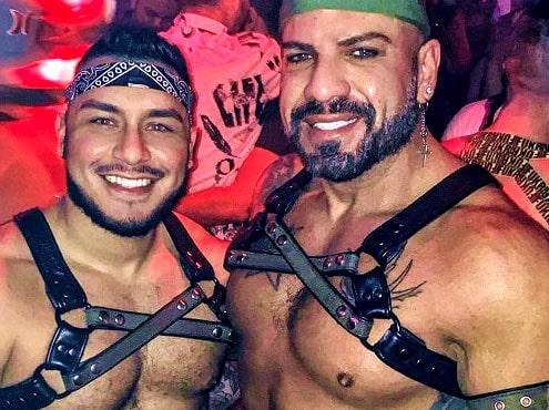 RAM Party Главное событие San Antonio Pride