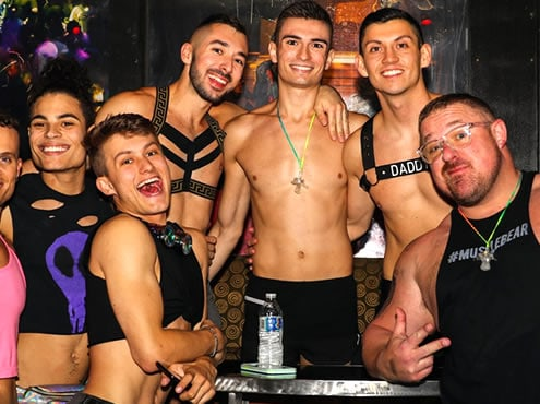 Release Dallas Pride Official Dance Party