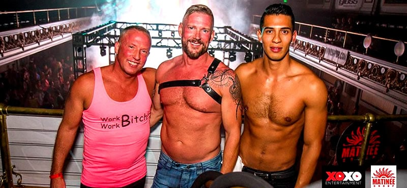 Forever Tel Aviv Luna Park is The premium Gay circuit event with super star DJs and a state of the art production bringing you to your happy place on the XOXO dance floor