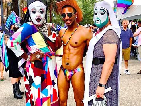 South Carolina Pride Parade & Festival