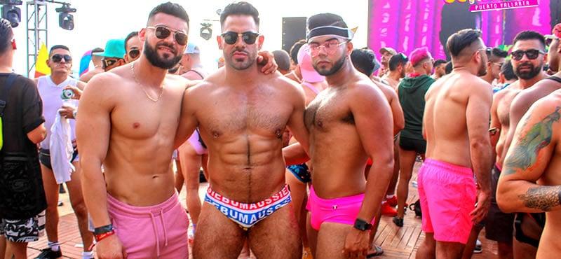 Sunland Summer Circuit Party Puerto Vallarta