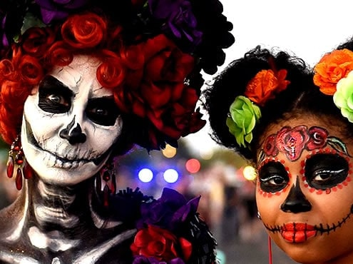 Tucson All Souls Procession Weekend