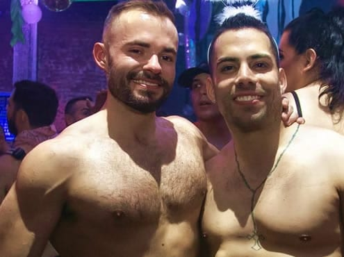 X Rated Circuit Event at Dore Alley Weekend