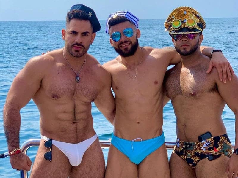 Puerto Vallarta Gay Pride Memorial Day Weekend