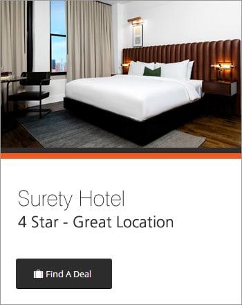 Surety hotel Des Moines