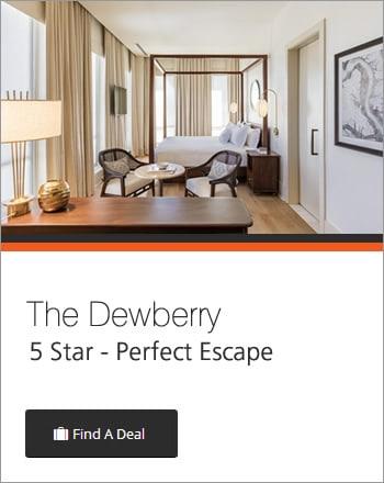 Charleston Dewberry Hotel