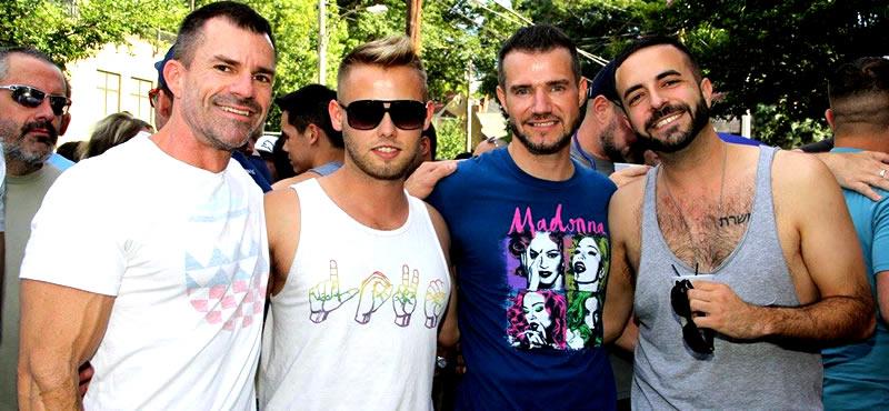 Atlanta Pride Tea Dance