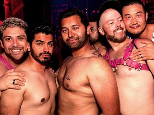 Brut Party, Dore Alley Edition, San Francisco