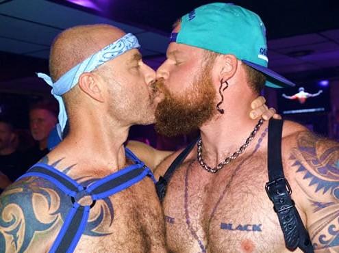 DILF Atlanta Gay 4th of July Weekend event